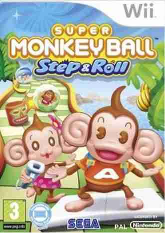 Descargar Super Monkey Ball Step And Roll [MULTI5][WII-Scrubber] por Torrent